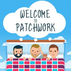 Welcome To Patchwork Logo